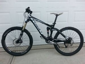 Trek Remedy 8 - 2012