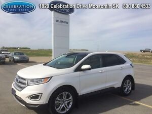 2015 Ford Edge Titanium  CELEBRATION CERTIFIED!