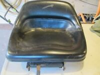 COMPLETE SEAT FOR LAWN GARDEN TRACTOR RIDING LAWNMOWER