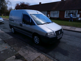 citroen Dispatch Van long MOT