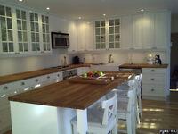 Installation armoire cuisine IKEA