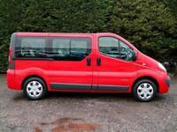 2013 (63) NISSAN PRIMASTAR SE 2900 SWB 9 SEAT MINIBUS / COMBI 2.0DCI, 115BHP