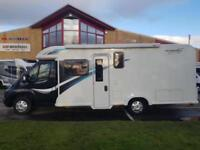 Bailey Approach Autograph 730 4 Berth Motorhome for sale
