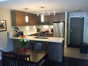 MODERN 2 Bed and Den Condo 2 full Baths 2 Parking (N Vancouver)