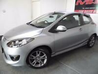 Mazda 2 1.3 2009 (59) Tamura Just 60143 Miles Fantastic Condition High Spec