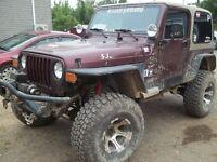2001 Jeep TJ Convertible