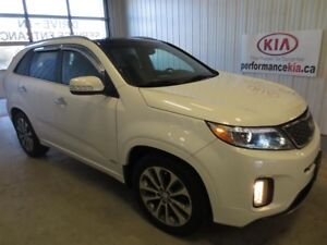 2015 Kia Sorento 3.3L SX V6 AWD at