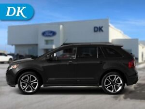 2013 Ford Edge Sport AWD w/Leather, Moonroof, Nav, and More!
