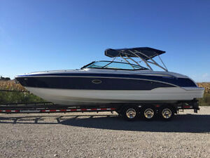 2008 Formula 310 BR - Bowrider with only 130 hours