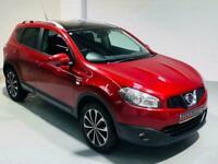 NISSAN QASHQAI N-TEC PLUS + 1.5 DCI DIESEL RED 2012 MANUAL SUV