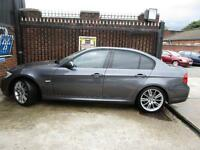 2008 BMW 3 Series 3.0 330d M Sport 4dr 1 OWNER EX POLICE UNDER COVER CID CAR