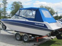 22' Four Winns Bow Rider ready for the Water