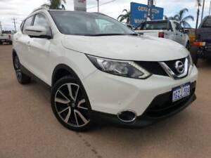 2016 NISSAN QASHQAI TI WAGON AUTO Webberton Geraldton City Preview