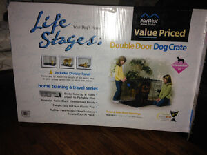 Collapsible Int. Sized Dog Crate