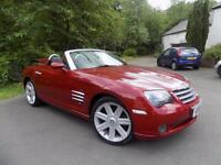 2006 CHRYSLER CROSSFIRE V6 CONVERTIBLE PETROL