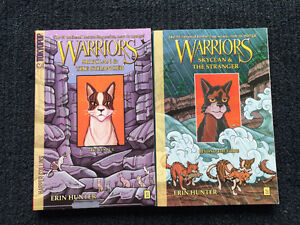 Warriors Cats Books Manga