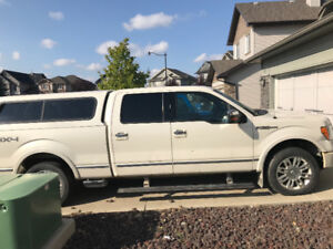 Fully loaded 2009 Ford F-150 platinum priced to sell