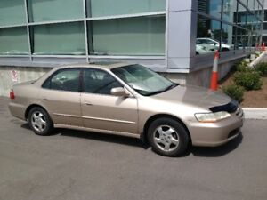 2000 Honda Accord 4dr 4cyl Auto No rust on body