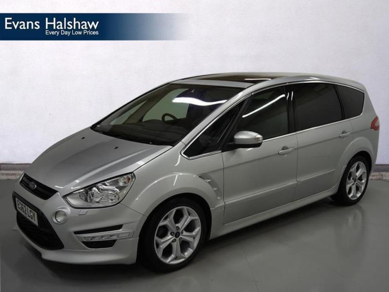 2012 ford s max ford s max 2 0 tdci 163 titanium x sport. Black Bedroom Furniture Sets. Home Design Ideas