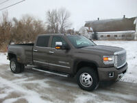 2015  3500 Denali Dually 4x4 Bronze Alloy Metallic, Cocoa Dune i