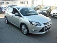 2013 Ford Focus 1.6TDCi ( 115ps ) Zetec Finance Available