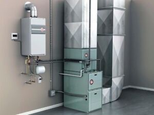 HIGH EFFICIENCY FURNACE AND A/C +FREE INSTALL