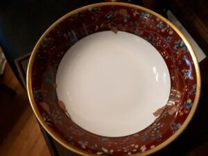 vintage Christian Dior -Tapisserie china  9inch serving bowl