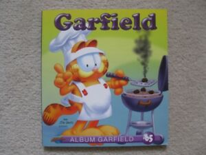 Garfield Book