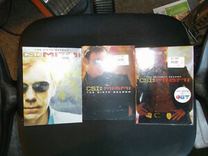 CSI: Miami boxed sets Cornwall Ontario image 1