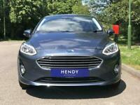 2018 Ford Fiesta 1.0 EcoBoost Zetec 5dr Navigation HATCHBACK Petrol Manual