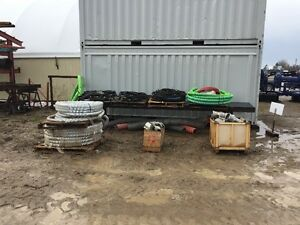 Hydraulic and hose parts