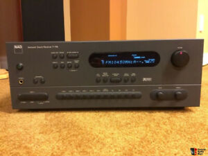 NAD T770 Dolby Digital home theater receiver.