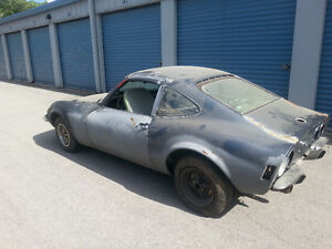 1971 Opel GT for sale or trade