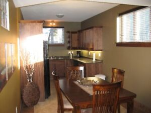 Fully Equipped Suite for Rent