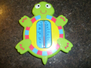 Turtle Baby Bathtub Thermometer Kitchener / Waterloo Kitchener Area image 1