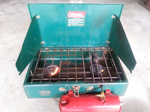 Coleman Camping Stove model #444