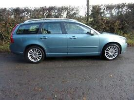 Volvo V50 Estate 2.0D SE Lux 2010 PRESTON