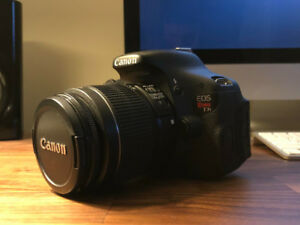 Canon Rebel T3i w/ Lenses & Accesories
