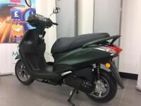 YAMAHA LT125 DELIGHT 2018 MODEL 0% FINANCE AVAILBLE DELIVERY ARRANGED