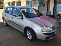 2007 Volkswagen Golf 1.9TDI S - MOT: 25 Mar 18 - 6 Serv Stamps up to 83,298