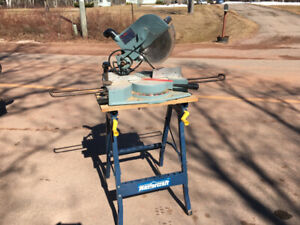 Power Chop Saw, New  Condition