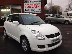 SUZUKI SWIFT WITH FULL SERVICE HISTORY