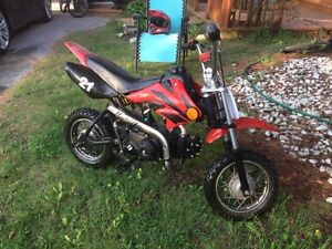 Bought brand new last May. 110cc