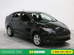 2015 Ford Fiesta SE AUTO MAGS A/C GR ELECT BLUETOOTH CRUISE CONT
