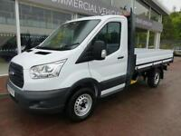 Ford Transit 2.2 350 L2 Dropside Pick Up Dropside Lorry