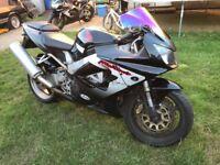 HONDA CBR 900 RRY FIREBLADE 2001 929