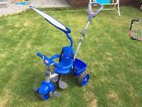 Little tykes trike - blue.