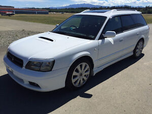 1998  Subaru Legacy Wagon GT Twin Turbo AWD