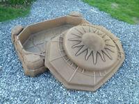Step 2 Naturally Playful Sand Box