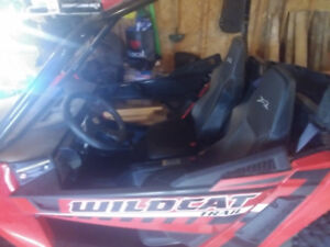 2016 arctic cat wildcat